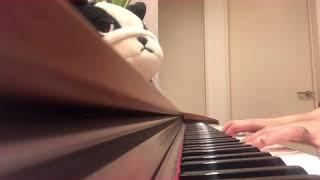 ピアノ弾き語り#耳コピ#クリス・ハート.