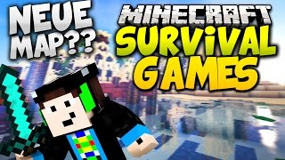 Neue Map Runkulus + Youtuber Event: News! :D - Minecraft: Survival Games