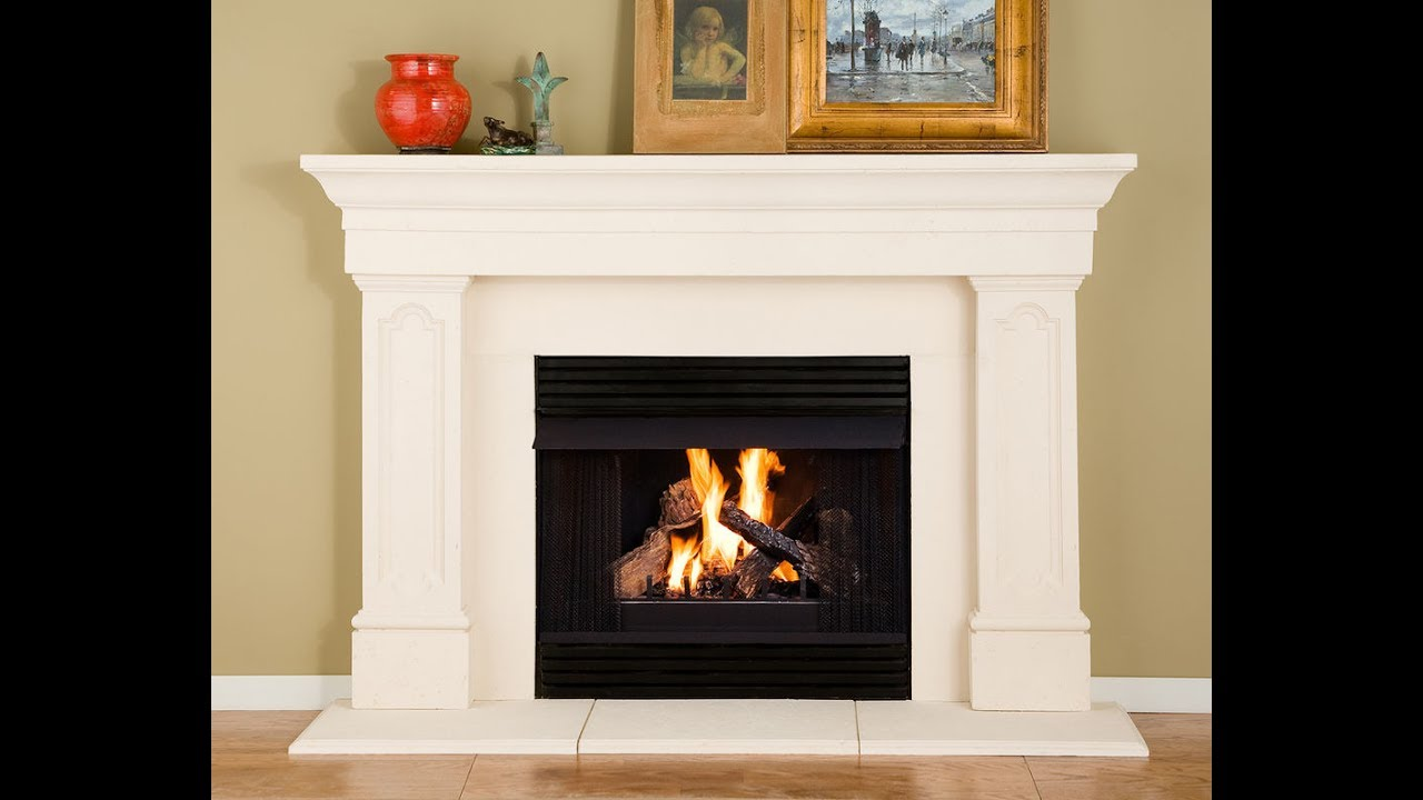 Choosing A Fireplace Of Fireplace Surround Ideas How To Choose A Good Wood