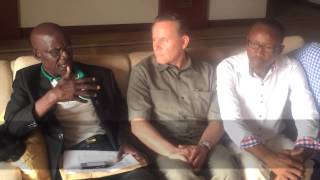 Central African Republic, Hostage Release  Jan 2015