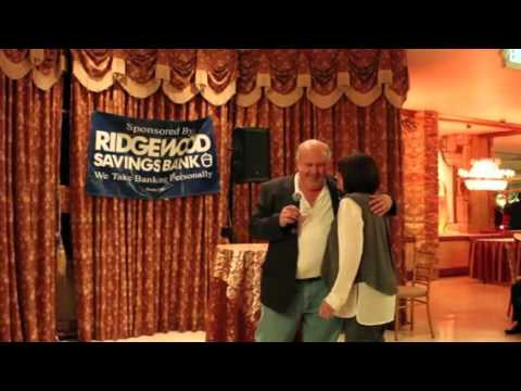 Mike Hansen Of WRWD Country Radio (107.3) Speaking At NYAMB's 2015 Holiday Party1
