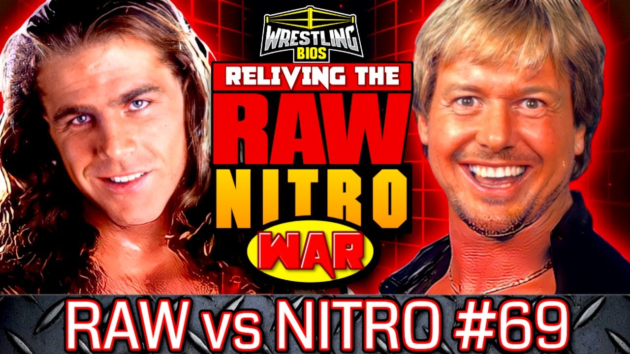 """Raw vs Nitro """"Reliving The War"""": Episode 69 - February 3rd 1997"""
