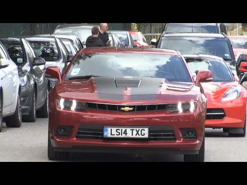 Paul Pogba Arrives At Manchester United's Aon Training Complex