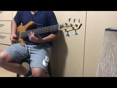 Soy Perdonado - Ingrid Rosario Bass Solo de Mike X Zuniga- Lakewood [Cover]