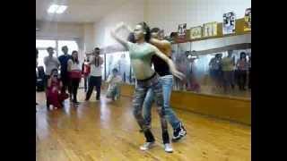 Roynet Perez y Yeni Molinet - salsa casino