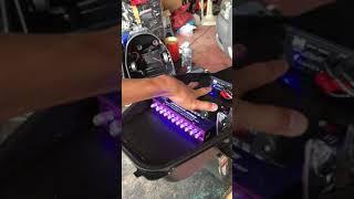 เครื่องเสียง U-box PCX 2017 ชุดกลาง ซับ10นิ้ว by ช่างมิ้น