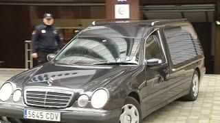 Coche fúnebre entra al hotel a recoger cadáver de niña de 5 años