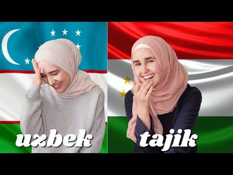 UZBEK vs TAJIK - Language Challenge