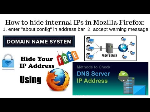 How To Add Proxy & Hide Internal IPs In Mozilla Firefox |Invite It Care-USA Online Survey Jobs|