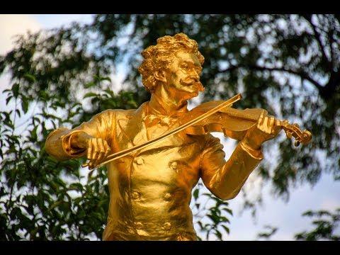 Johann Strauss Jr -  The Blue Danube Waltz