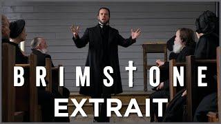 BRIMSTONE - Extrait Guy Pearce