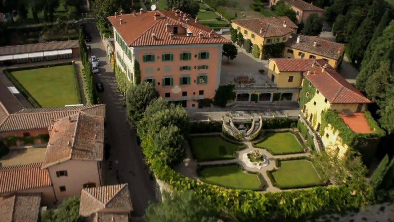 Il Borro Toscana Italy Youtube