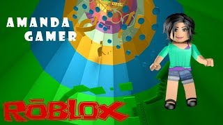 Roblox - Tower of hell - Amanda