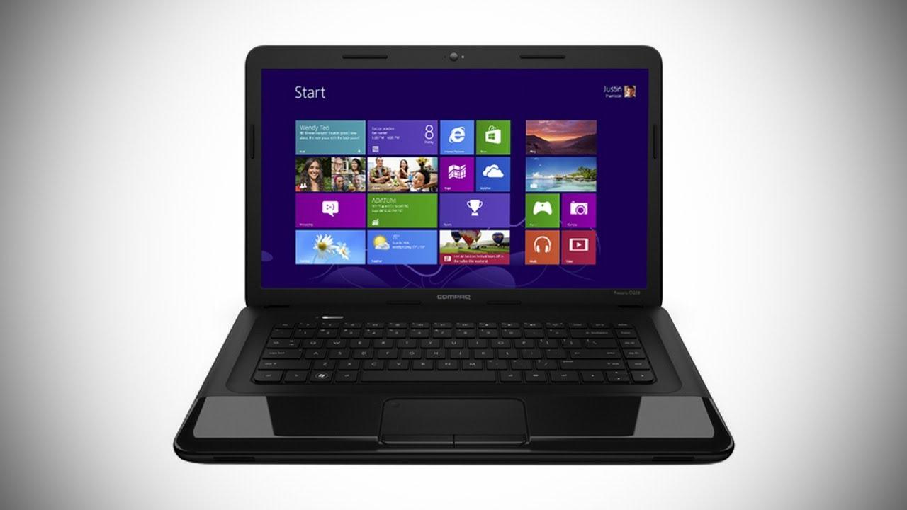 Compaq Cq58 Laptop Unboxing Youtube