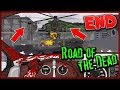 ZOMBIES n' MILITARY FINAL ATTACK (The End) - Road of The Dead Gameplay EP 3