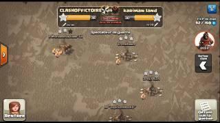 Clash of clans GDC (CLASHOFVICTOIR vs Kariman Land)