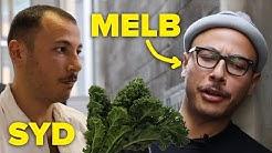 Sydney Gays Vs. Melbourne Gays