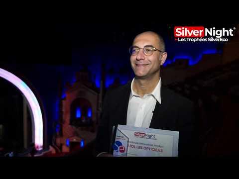 """Lauréat 2019 Trophées #SilverEco / SilverNight Meilleure innovation produit : """"Atol Les Opticiens"""""""