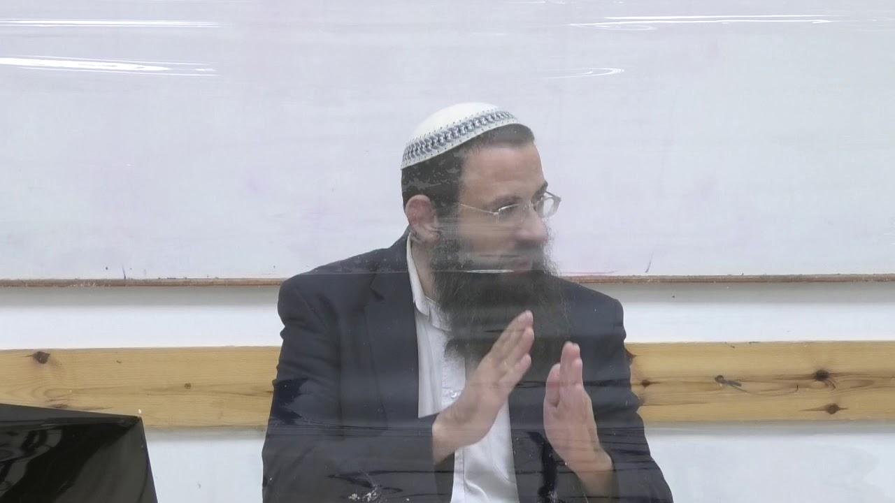הלכות שבת סימן שיח סעיפים יא-יד. הרב אריאל אלקובי שליט''א