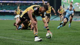 Round 2 Highlights: Waratahs v Western Force – Super Rugby Australia