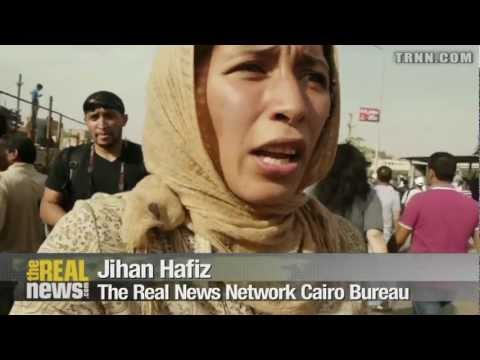 Egyptian Protesters Attacked by Military