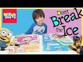 Don't Break the Ice Board Game - Don't Drop the Minion / Chase Action Games - Willy's Toy Review