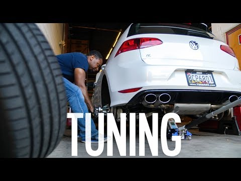 3 Different Methods for Tuning a Car [4k]