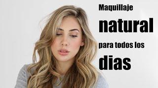 Maquillaje Natural para todos los dias + ganadoras del sorteo - Carolina Ortiz