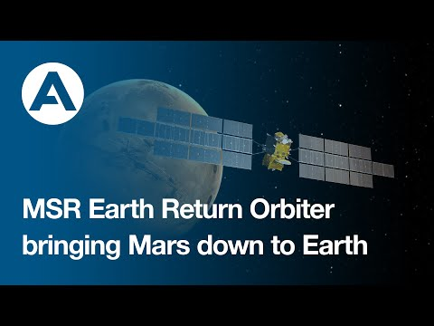 MSR Earth Return Orbiter - bringing Mars down to Earth