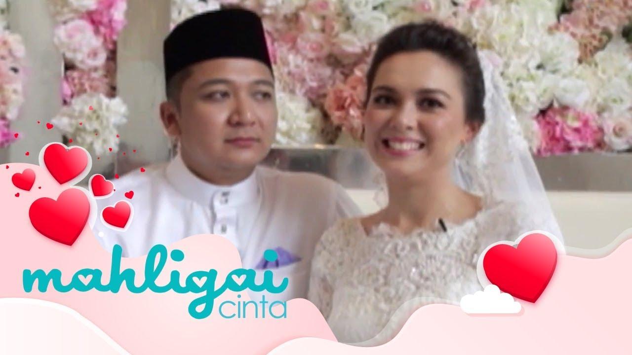 Download Mahligai Cinta (2017): Majlis resepsi pelakon Siti Saleha disambut meriah | Episod 16