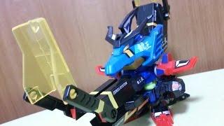 青い蒼龍王の紹介も兼ねました。 蒼龍王と紅龍王を合体させて、連射とコ...