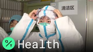 China Virus: Wuhan Medical Workers Battle Coronavirus on Lunar New Year Day