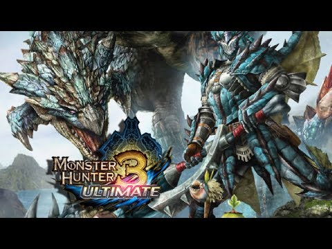 🔴Monster Hunter 3 Ultimate | Wiiu | Un manco llamado Cuccos