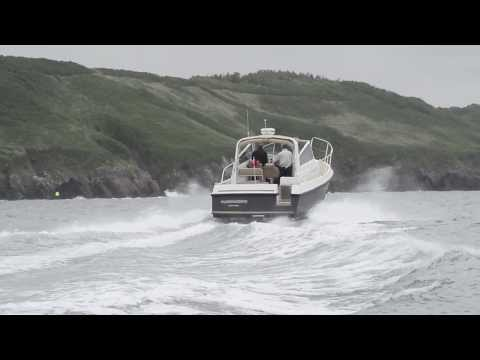 Dale Nelson 34 Open from Motor Boat & Yachting