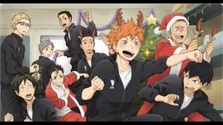 {SUB} Haikyuu!! Christmas {Drama CD}