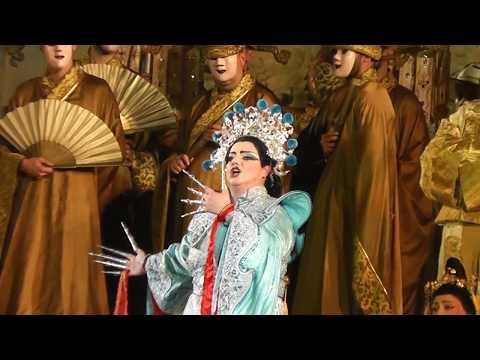 Rebeka Lokar, Turandot Arena Di Verona