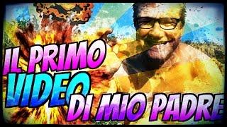 MIA MADRE FA LA CAMERAMEN - Il primo video di MIO PADRE!