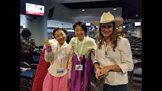 """2019 Jehovah's Witness """"Love Never Fails""""! International Convention at NRG Stadium - Houston, Texas."""