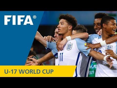 Match 23: England v Mexico – FIFA U-17 World Cup India 2017