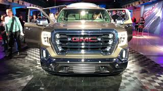 2019 GMC Sierra Denali Introduction Opening