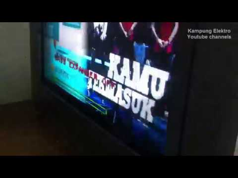 SERVICE TV SANYO GAK ADA SUARA, MODIF IC LV1116 YG JADI PROBLEM SUARA HILANG