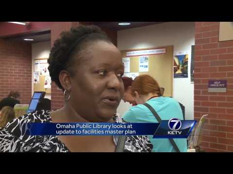 Omaha Public Library looks at update to facilities master plan