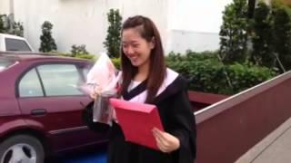 桂的畢業驚喜