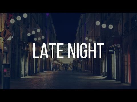 "Chill Wavy Trap Beat ""Late Night"" | Contrary Beats | 2017"
