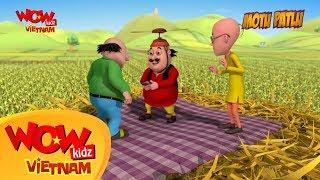 Motu Patlu Siêu Clip 4 - Hai Chàng Ngốc - Cartoon Movie - Cartoons For Children
