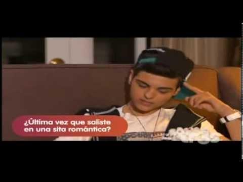 Abraham Mateo en Miami -  Entrevista MTV Tr3s  (julio 2013)