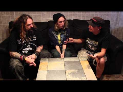 Interview with Max & Igor Cavalera of Soulfly & Lody Kong