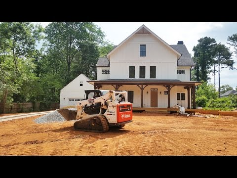 Architectural Design Process for the Oldfield Farmhouse