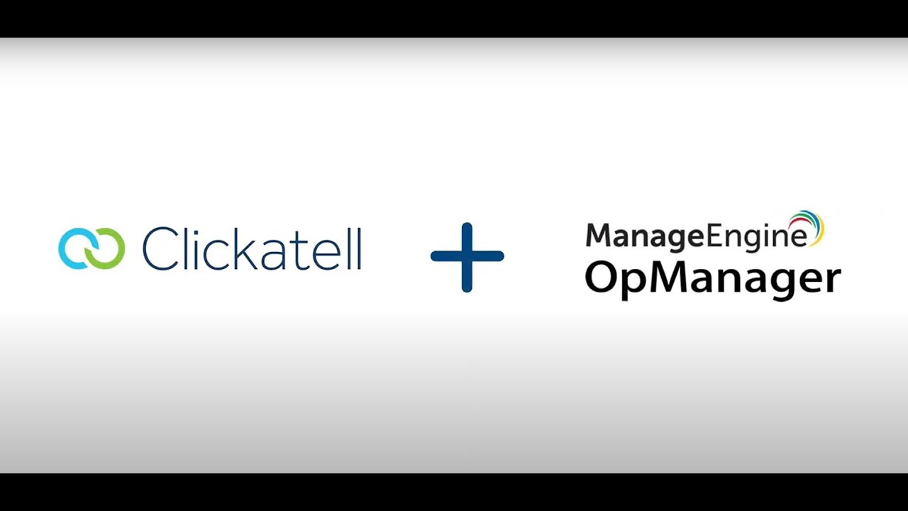 How to configure Clickatell as the SMS gateway in OpManager?