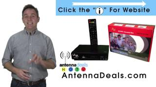 How to Record Antenna TV -  Cordcutter's Greatest Video Recorder Choice - Lava Video Recoder